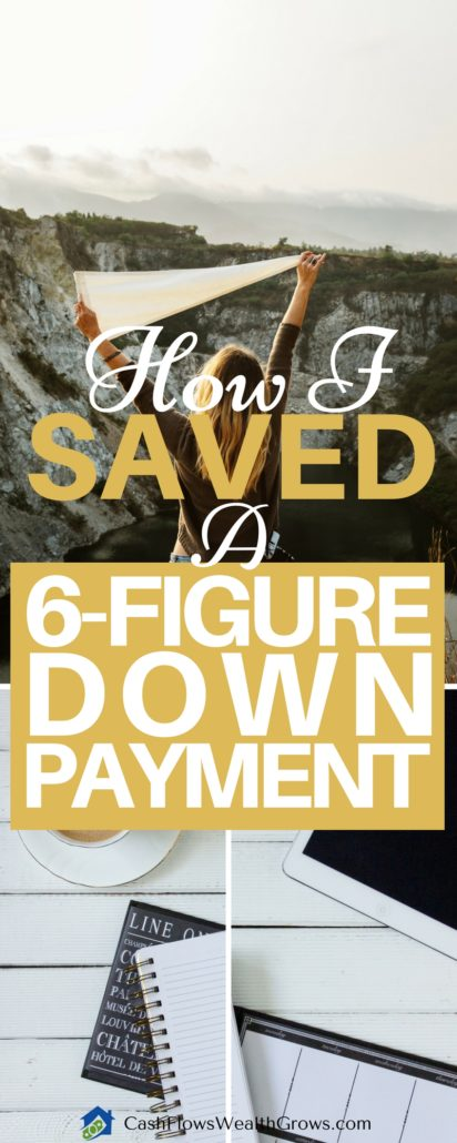 How I Saved a 6-Figure Down Payment | Saving Money For a House | Personal Finance Made Easy