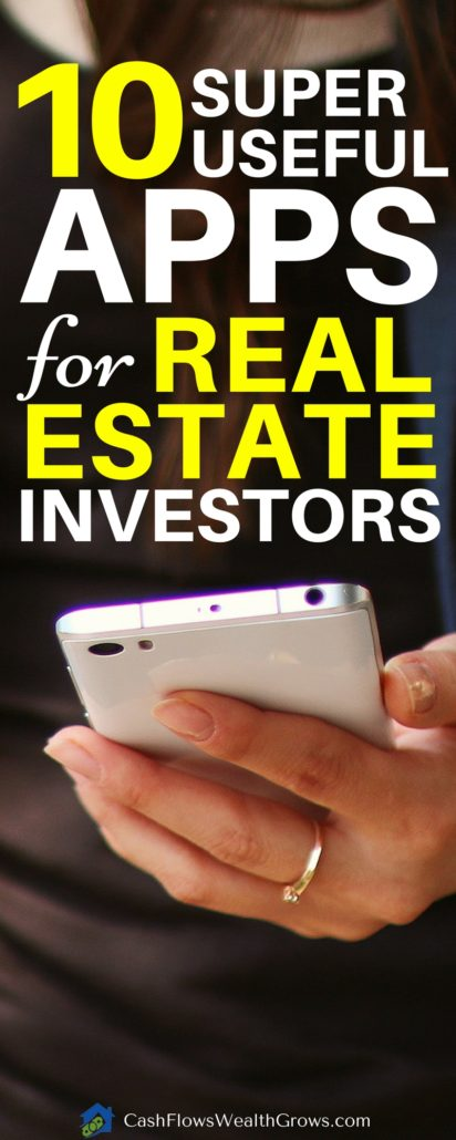 Top 10 Super Useful Apps for Real Estate Investors   Investment Properties   Passive Income   Real Estate Investing Apps  